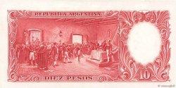 10 Pesos ARGENTINE  1954 P.270a SUP+
