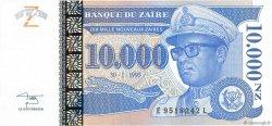 10000 Nouveaux Zaïres ZAÏRE  1995 P.71