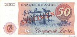 50 Zaïres ZAÏRE  1985 P.28s NEUF