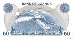 50 Shillings OUGANDA  1973 P.08c pr.NEUF
