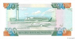 20 Kwacha MALAWI  1993 P.27 NEUF
