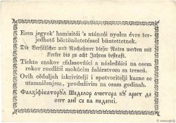 15 Pengö Krajczar HONGRIE  1849 P.S121 SUP+