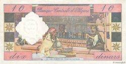 10 Dinars ALGÉRIE  1964 P.123a pr.SUP