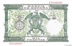 1000 Pesetas ESPAGNE  1957 P.149a SUP+