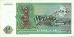 5 Zaïres ZAÏRE  1974 P.21s SUP à SPL