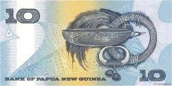 10 Kina PAPOUASIE NOUVELLE GUINÉE  1998 P.17a NEUF