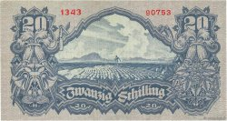 20 Schilling AUTRICHE  1945 P.116 pr.NEUF