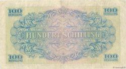 100 Schilling AUTRICHE  1944 P.110a TTB