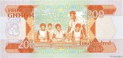 200 Cedis GHANA  1990 P.27b NEUF