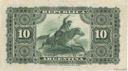 10 Centavos ARGENTINE  1884 P.006 TTB+
