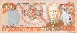 500 Colones COSTA RICA  1994 P.262a