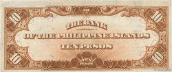 10 Pesos PHILIPPINES  1920 P.014 SUP+
