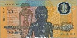 10 Dollars AUSTRALIE  1988 P.49b SUP