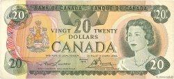 20 Dollars CANADA  1979 P.093a TB
