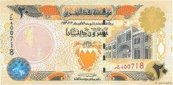 20 Dinars BAHREIN  1998 P.23 TTB