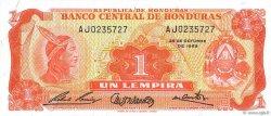 1 Lempira HONDURAS  1968 P.55a NEUF