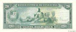 20 Bolivares VENEZUELA  1972 P.052b pr.NEUF