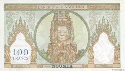 100 Francs NOUVELLE CALÉDONIE  1963 P.42e SUP+