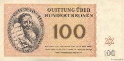 100 Kronen ISRAËL  1943 WW II.707 SPL