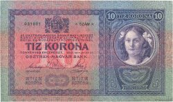 10 Kronen AUTRICHE  1904 P.009 TTB