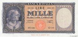 1000 Lire ITALIE  1948 P.088a SUP