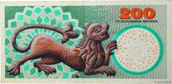 200 Kroner DANEMARK  1997 P.057a TTB