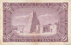 50 Francs MALI  1960 P.01 pr.SUP
