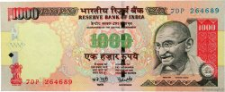 1000 Rupees INDE  2008 P.100c NEUF