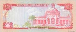 50 Cents JAMAÏQUE  1970 P.53a SUP