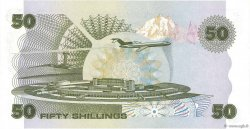 50 Shillings KENYA  1985 P.22b NEUF