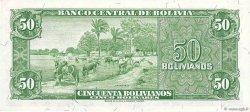 50 Bolivianos BOLIVIE  1945 P.141 pr.NEUF