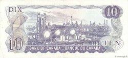 10 Dollars CANADA  1971 P.088d TTB+
