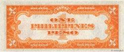 1 Peso PHILIPPINES  1941 P.089a SPL