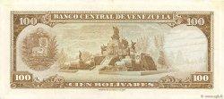 100 Bolivares VENEZUELA  1967 P.048e SPL