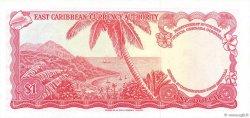 1 Dollar CARAÏBES  1965 P.13g SPL