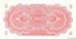 5 Piastres LIBYE  1951 P.05 pr.NEUF