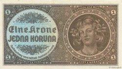 1 Koruna BOHÊME ET MORAVIE  1940 P.03a SUP+
