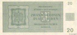 20 Korun BOHÊME ET MORAVIE  1944 P.09a pr.NEUF