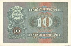 10 Krooni ESTONIE  1940 P.68a SPL