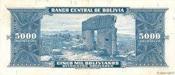 5000 Bolivianos BOLIVIE  1945 P.150 SUP