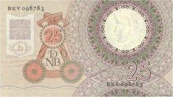 25 Gulden PAYS-BAS  1955 P.087 TTB+