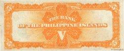 5 Pesos PHILIPPINES  1928 P.016 SUP+