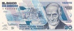 20 Nuevos Pesos MEXIQUE  1992 P.096 NEUF