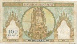 100 Francs NOUVELLES HÉBRIDES  1941 P.10c pr.TB