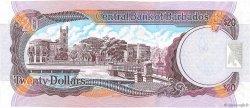 20 Dollars BARBADE  2007 P.69 NEUF