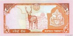 20 Rupees NÉPAL  2006 P.55 NEUF