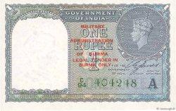 1 Rupee BIRMANIE  1945 P.25b NEUF
