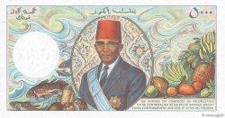 5000 Francs COMORES  1984 P.12b NEUF