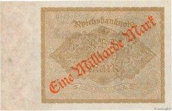 1 Milliard Mark ALLEMAGNE  1923 P.113b pr.NEUF