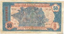 50 Dong VIET NAM  1947 P.011a TB+